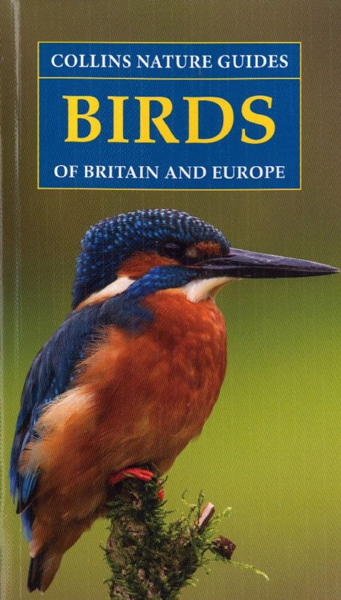 Birds of Britain and Europe (Collins Nature Guides)